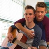 """Helix Studios presents Tyler Hill and Colton James in """"Guitar Hero"""""""